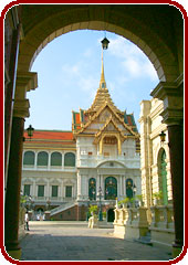 The Royal Grand Palace Bangkok Thailand